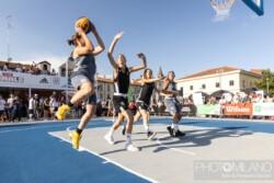 Adidas Minals Basket